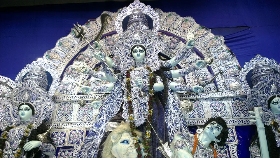 durga-the spiritual india